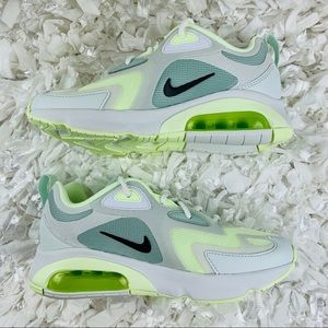Nike Shoes - NWB Nike Air Max 200 'Pistachio Frost/ Black'